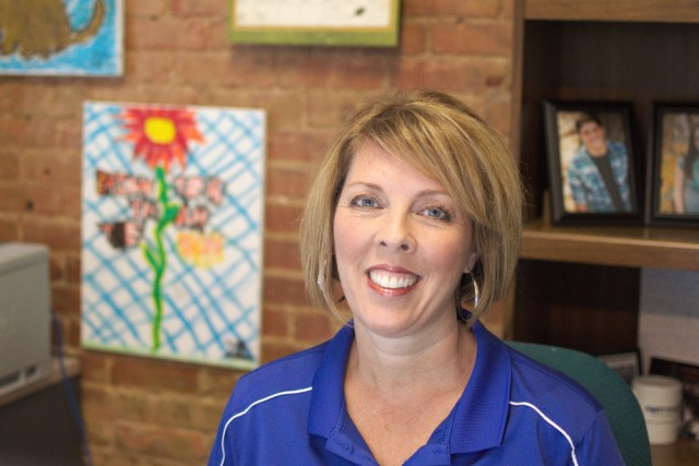 Carrie Jefferies, Administrative Assistant on the Business & Administrative Services Team.