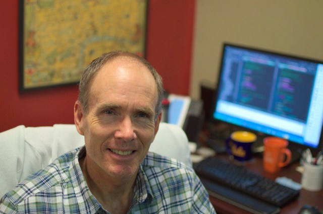 Jim Colby, Senior Engineer on the Product Development Team.