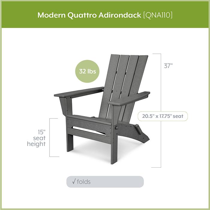 Comparing Adirondack Styles Polywood Blog