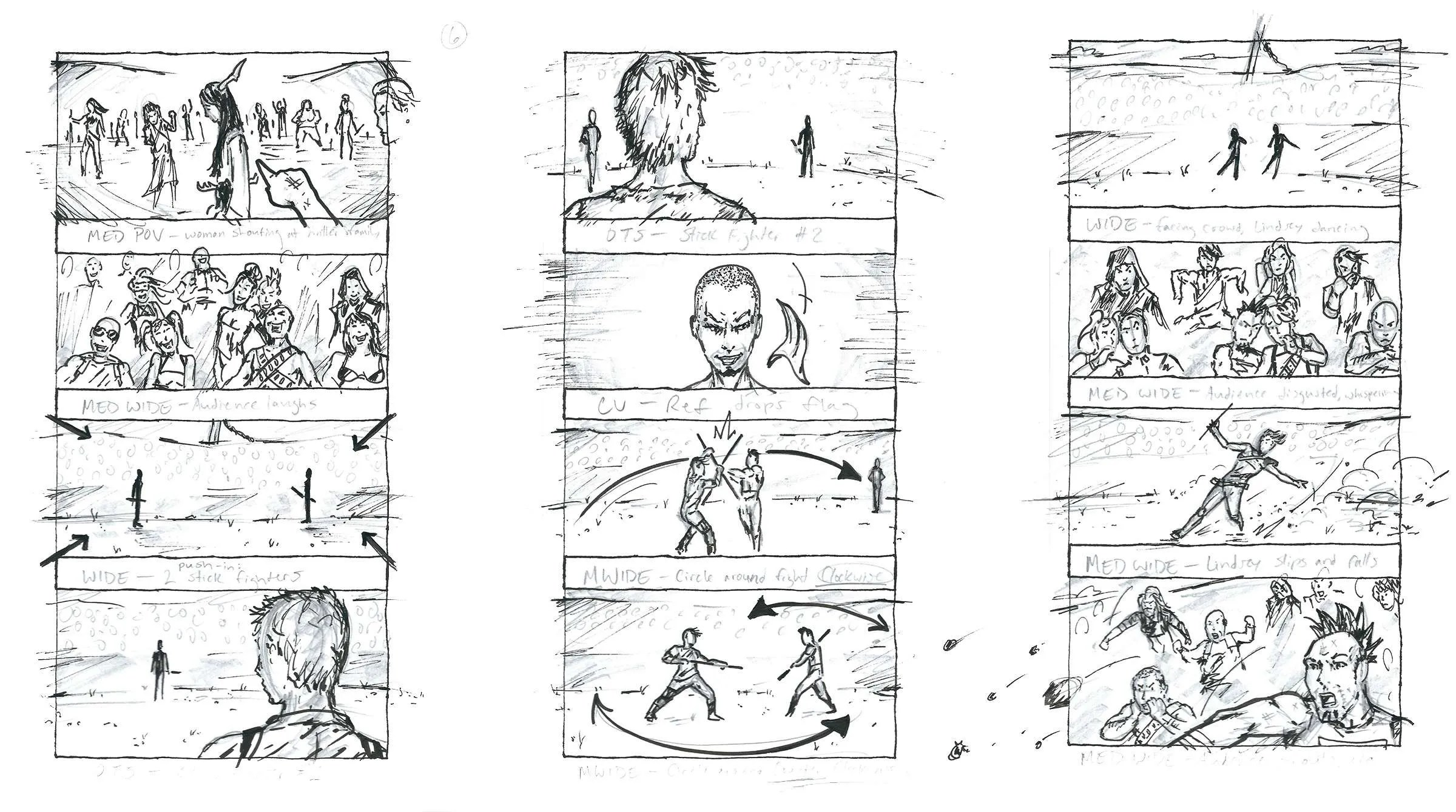 The difference between Playboards and Storyboards