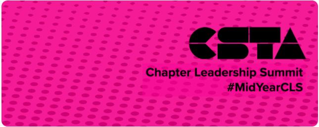 2020-21 Mid-Year Chapter Leadership Summit #MidYearCLS