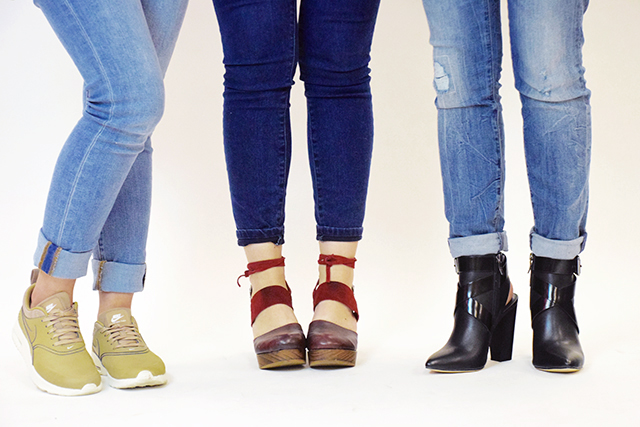 group shoes