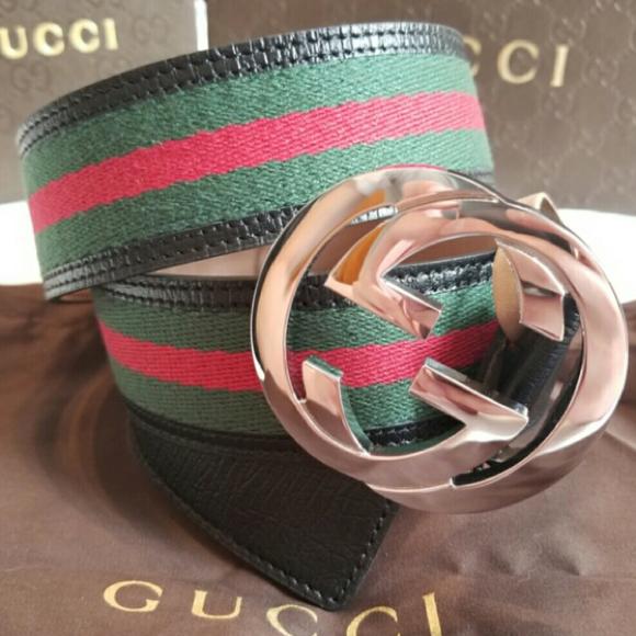 NEW Men's Gucci Belts