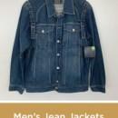Men's Jean Jackets