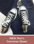 New Mens Converse Shoes