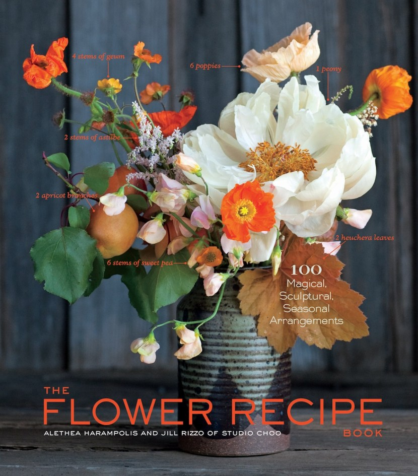Jacket. The Flower Recipe Book