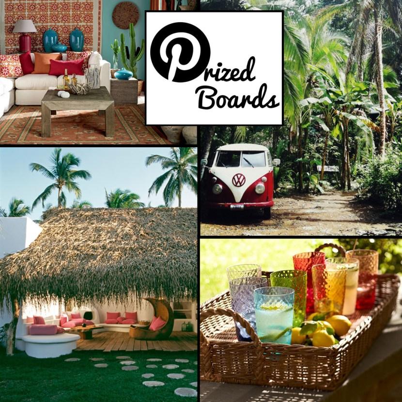 Pottery Barn Kids Palm Desert: Summer Colors Pinterest Board