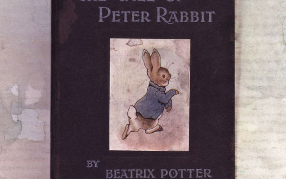 BeatrixPotterBook
