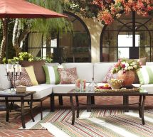 Pottery Barn Outdoor Rug