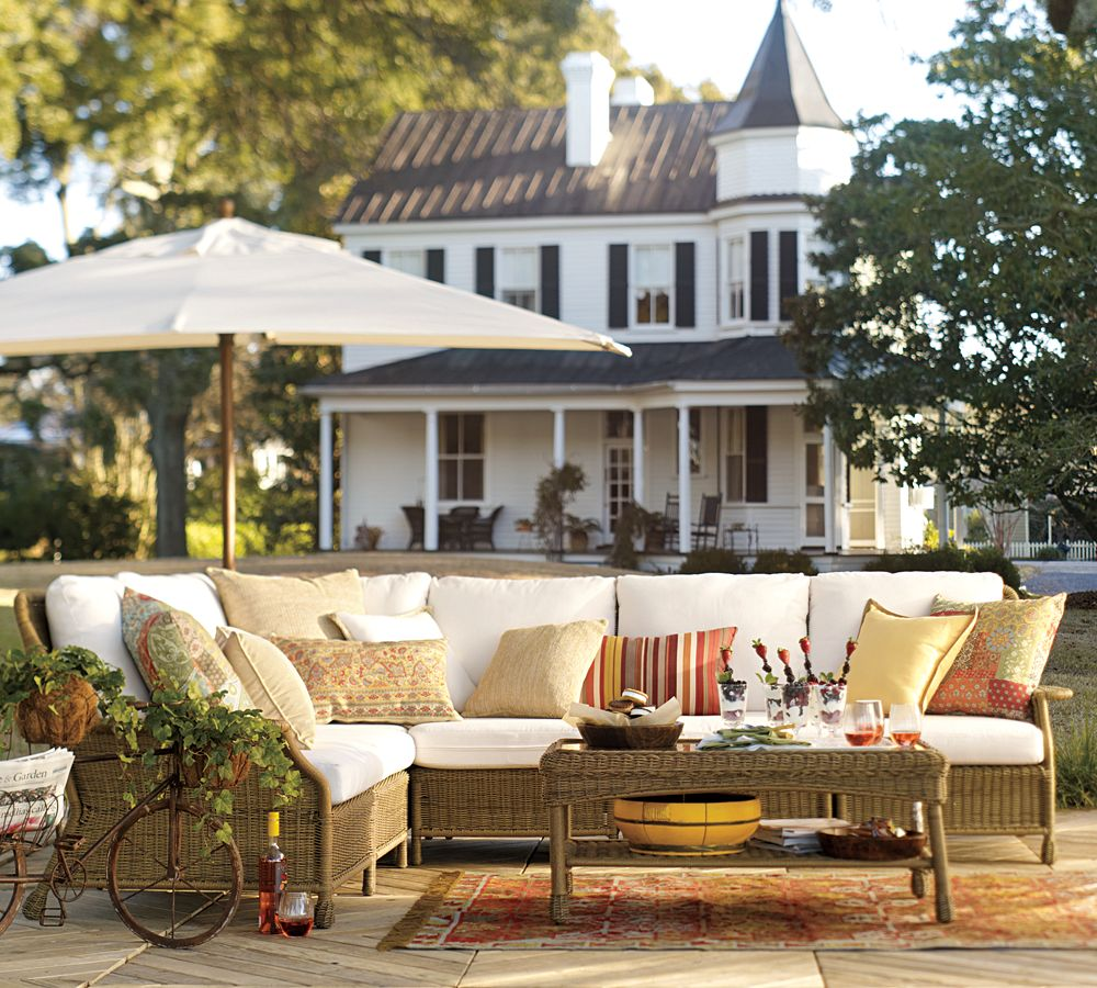 Charmant Behind The Design · Behind The Design: The Saybrook Outdoor Furniture  Collection