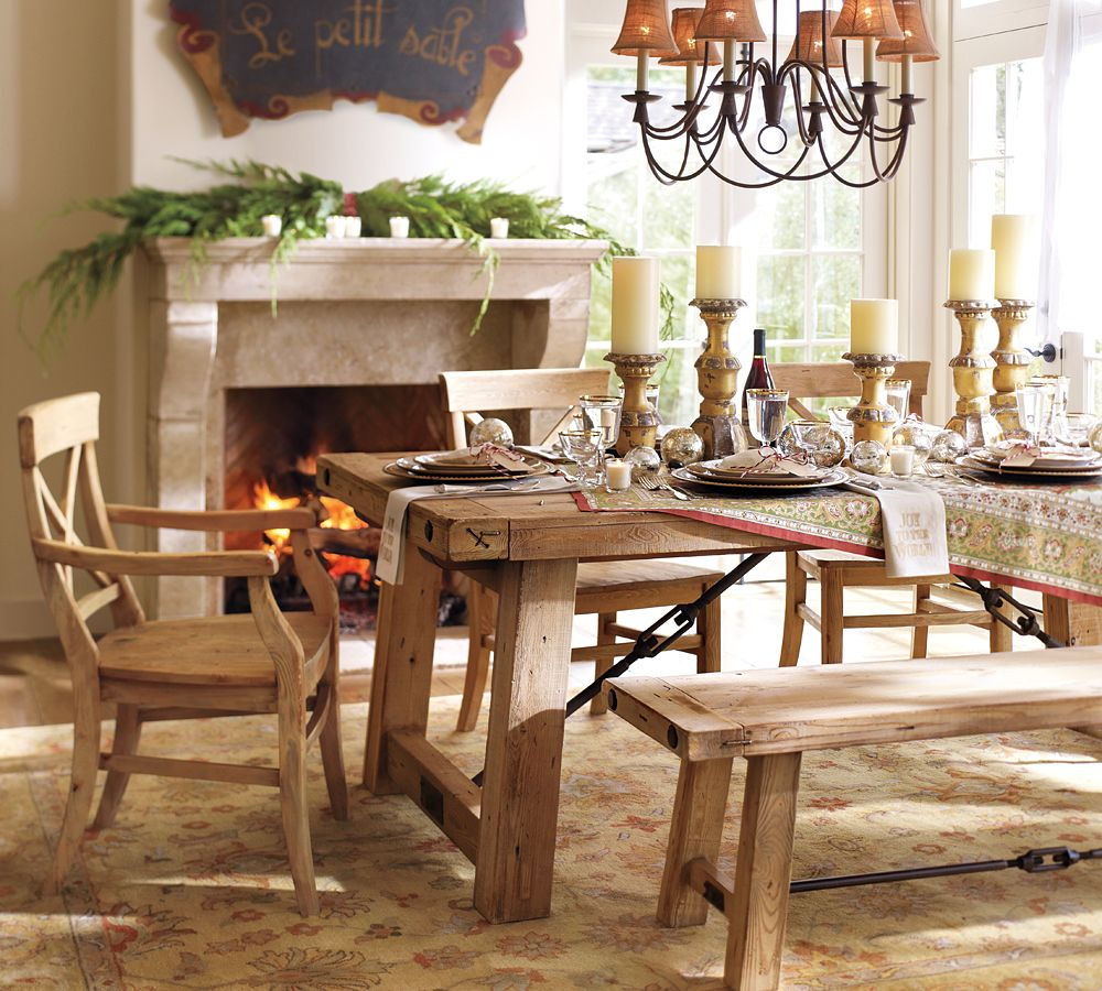 Tonys Top 10 Tips How to Decorate a Beautiful Holiday Home  Pottery Barn
