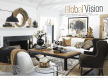 A Globally Inspired California Home, As Seen in House ...