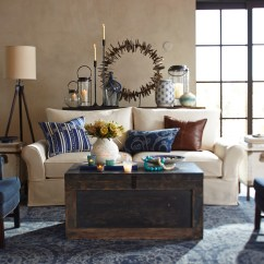 Leather Sofa Like Pottery Barn Set Brand Names The Domestic Curator: Barn's 2014 Indigo Collection