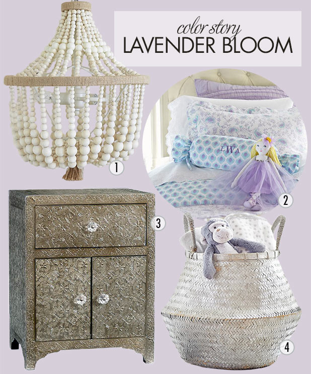 ColorStoryLavenderBloomGirlsRoom