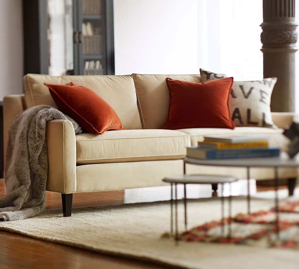 Pottery Barn Fabrics: Say Hello To Pottery Barn's Performance Fabric Collection