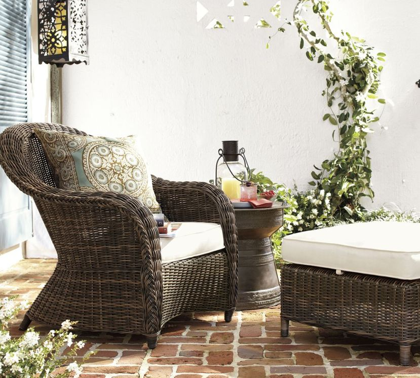 How To Decorate Your Front Porch For Spring