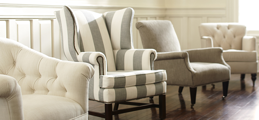 pottery barn baby chair replacement captains chairs for boats say hello to barn's performance fabric collection