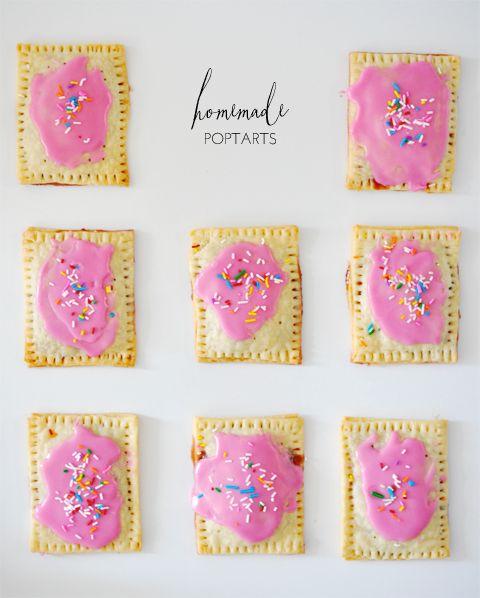 Homemade Poptarts