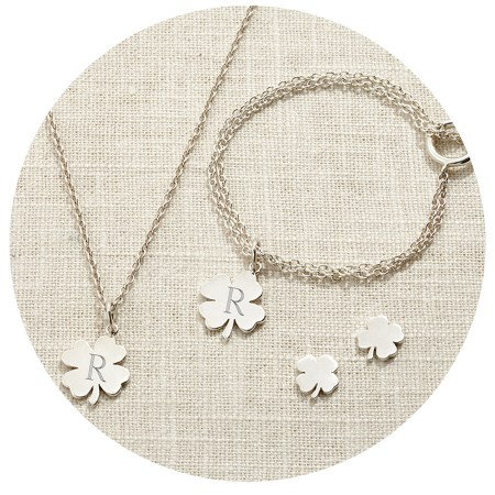 clover jewelry