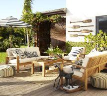 Indoor Outdoor Living Space Idea