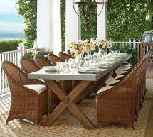 Pottery Barn Dining Table Ideas
