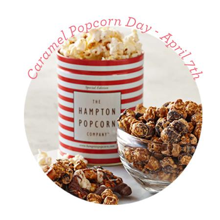 popcorn - april