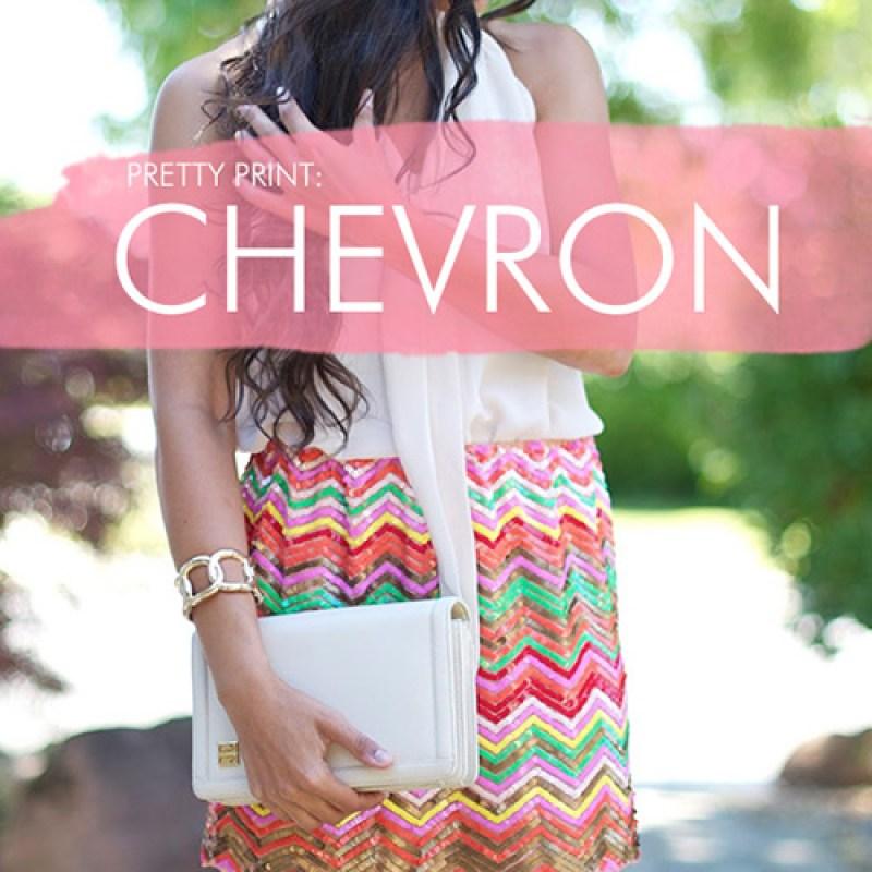 pretty print chevron feature2