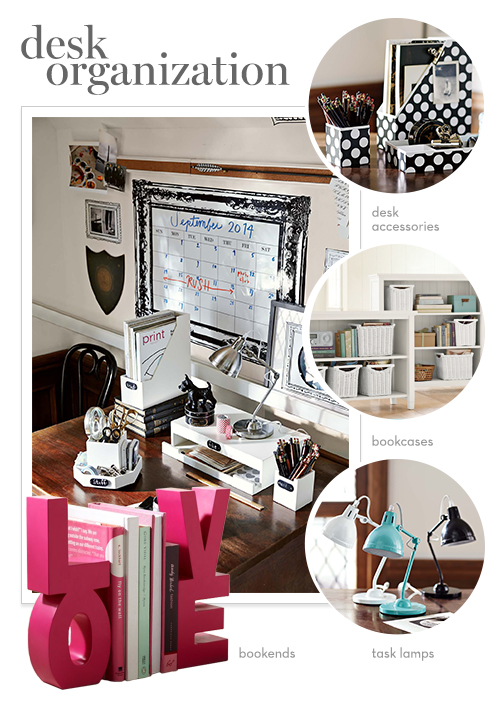The Ultimate Guide To An Organized Dorm Room Pottery Barn