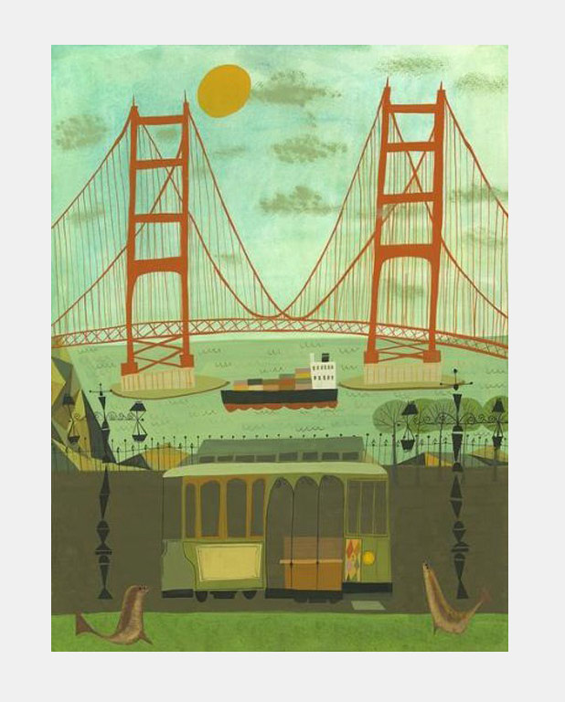 5 Fun Facts About The Golden Gate Bridge