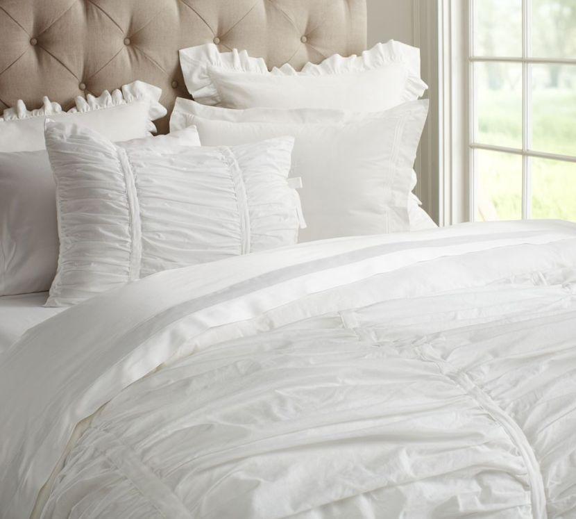 all white bedding 1