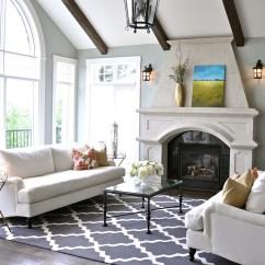Pottery Barn Living Room Sofas Egyptian Decor Design A Refresh In Alberta With Carlisle Love S