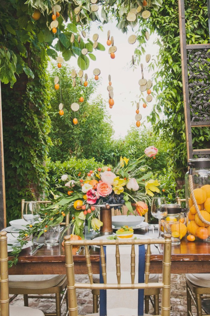 Italian Coast Wedding Inspiration