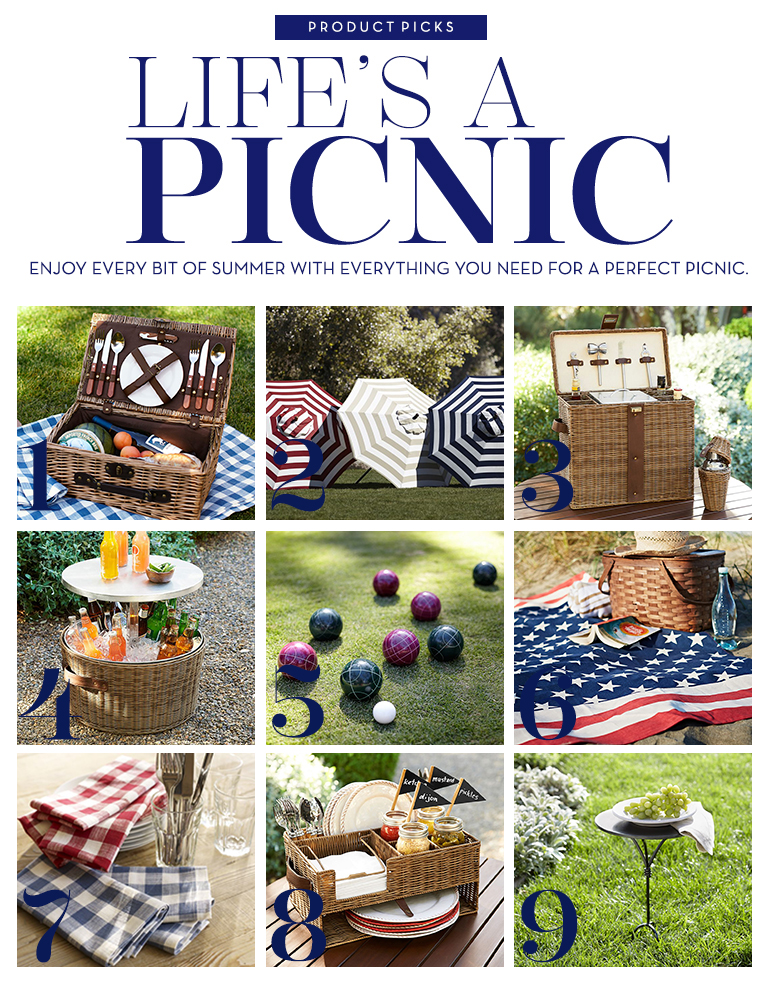 Life S A Picnic Celebrate Picnic Day With Our Favorite