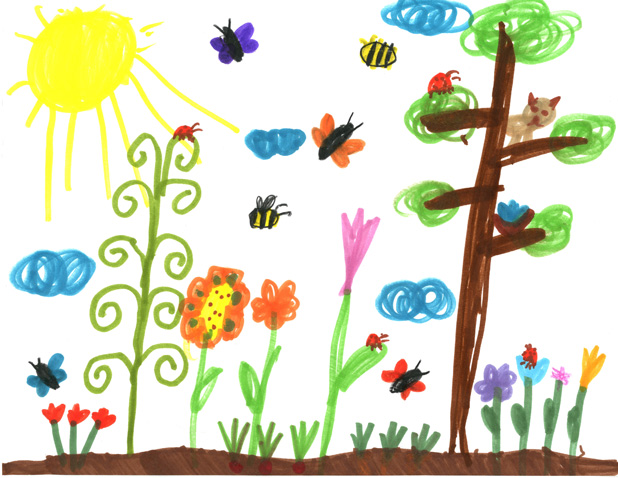 Image result for childrens  colourful drawing