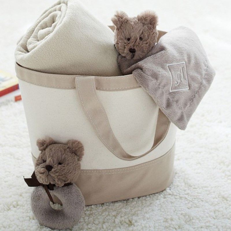 Bear Nap Gift Set