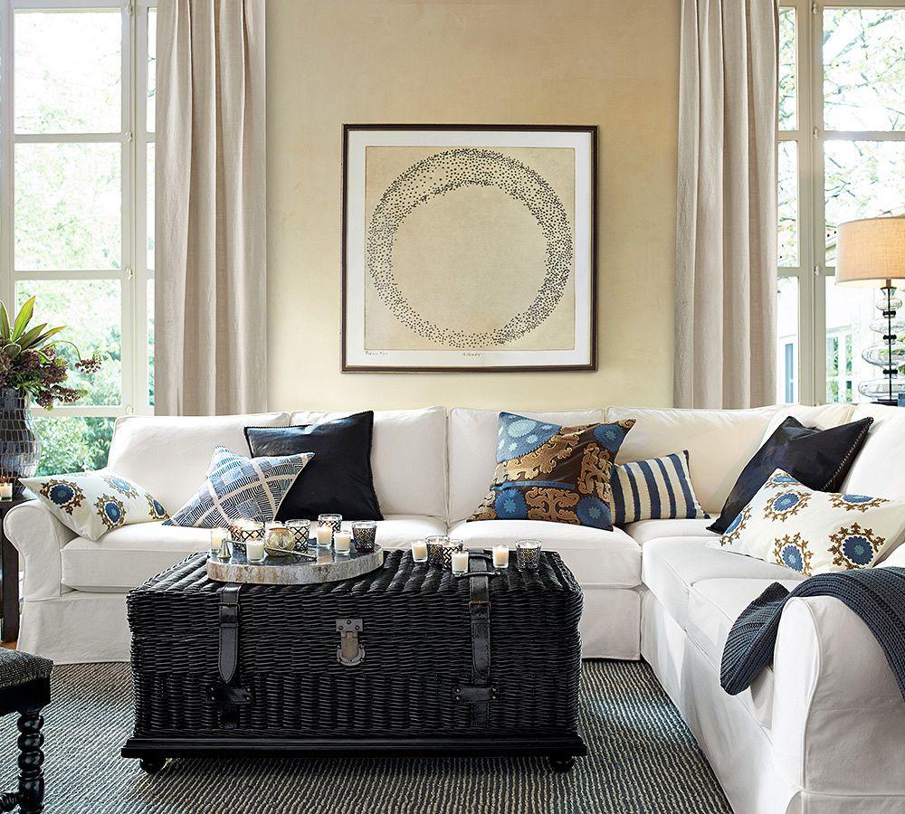 Natural Living Room Decorating Ideas