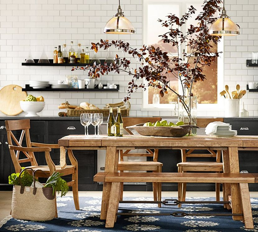 10 Decorating And Design Ideas From Pottery Barn's Fall