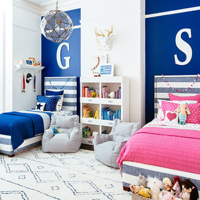 Brother Sister Bedroom Ideas Archives Pottery Barn
