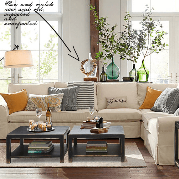 Spring Living Room Decorating Ideas: 5 Top Spring Decorating Tips From Our Newest Catalog
