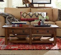 How To: Decorate a Coffee Table for Spring