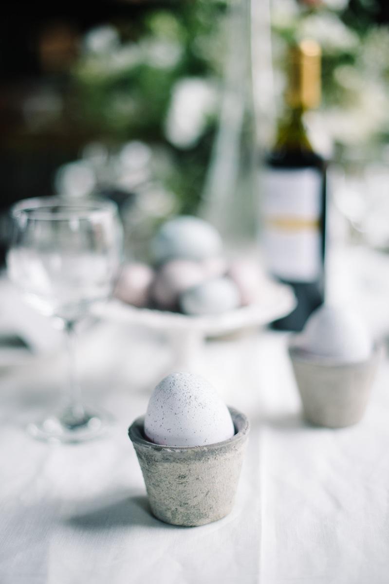 Stone Easter Eggs