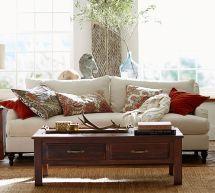 Pottery Barn Living Room Furniture