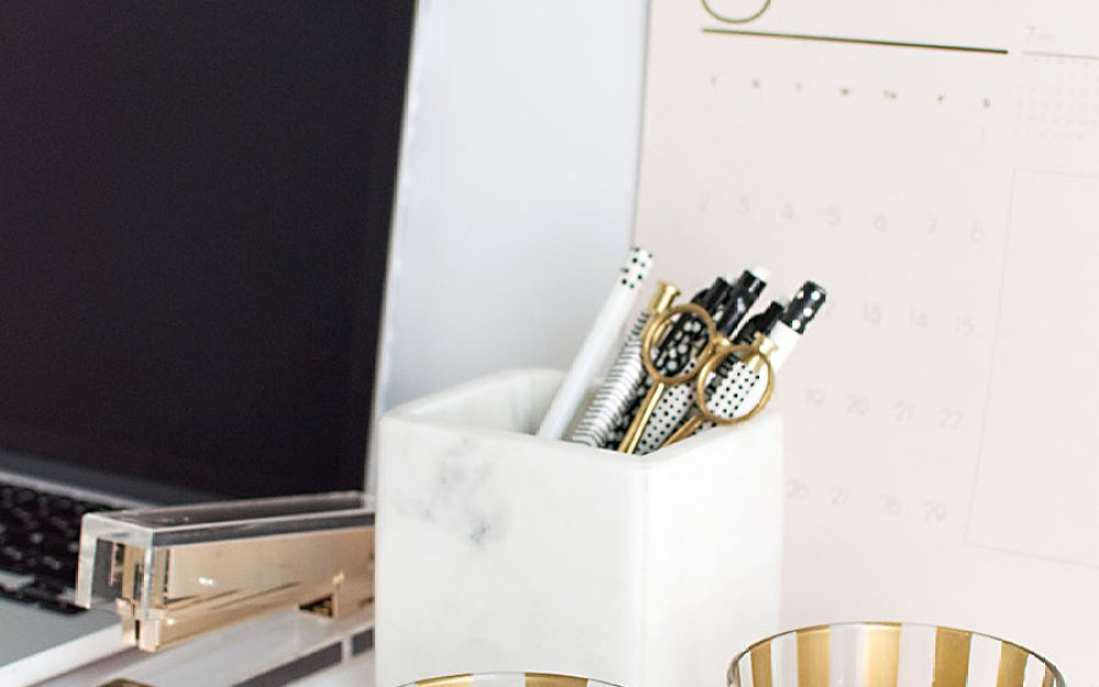 DIY-gold-pattern-desk-organizers1