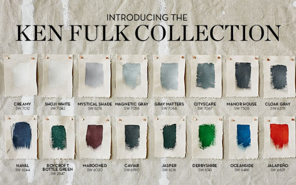 Ken fulk 39 s top 5 paint color tips for Pottery barn teen paint colors