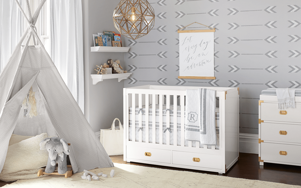 Nursery Design Trends Advice From Celebrity Designer: 5 Tips For Styling A Bright And Neutral Nursery