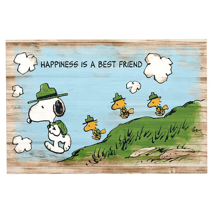 peanuts-happiness-is-a-best-friend-canvas-art-o