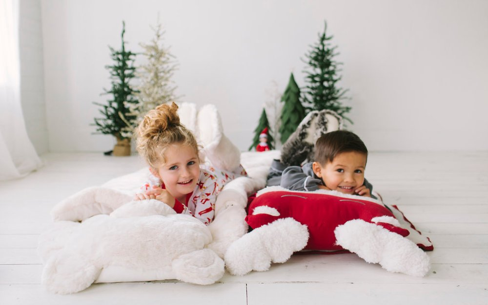 Holiday Sleepover Ideas