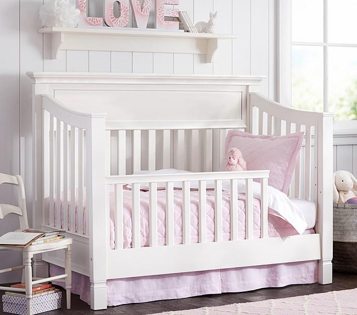 Update Nursery To Toddler Room
