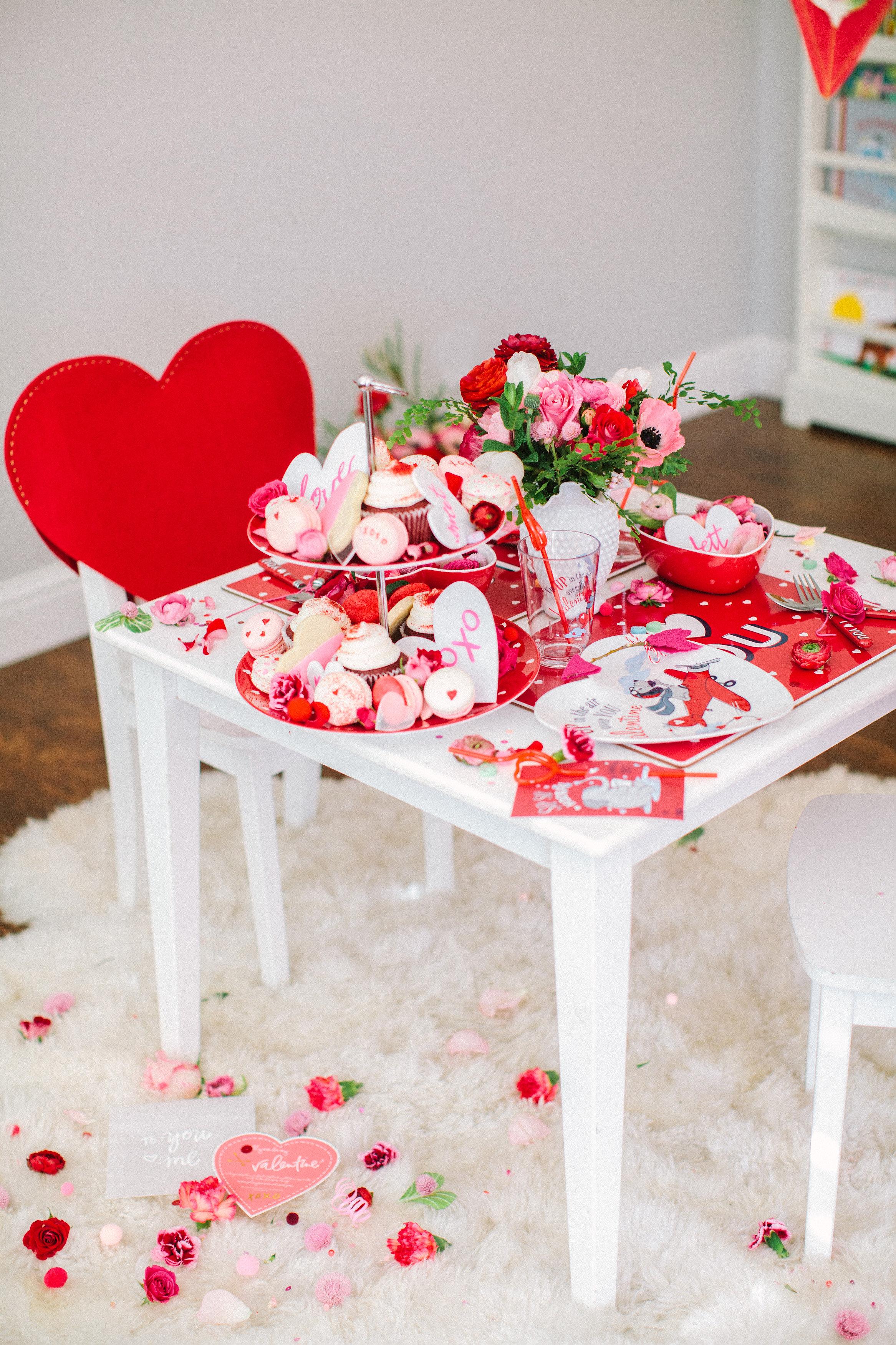 Valentine S Day Kids Party Ideas