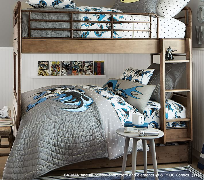 Batman Superman Bedding Toys For Kids